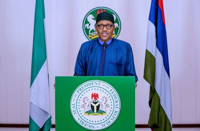 President Muhammadu Buhari is set to address Nigerians on National broadcast by 7 pm today, October 22, 2020.